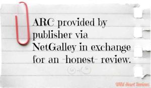 NetGalley ARC post