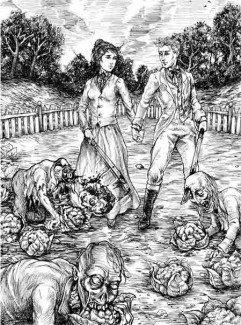 zombies couple