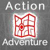 Action/Adventure Icon