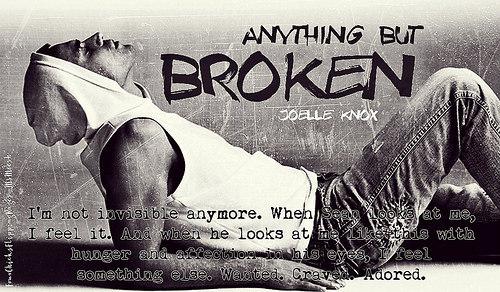 #AnythingButBroken