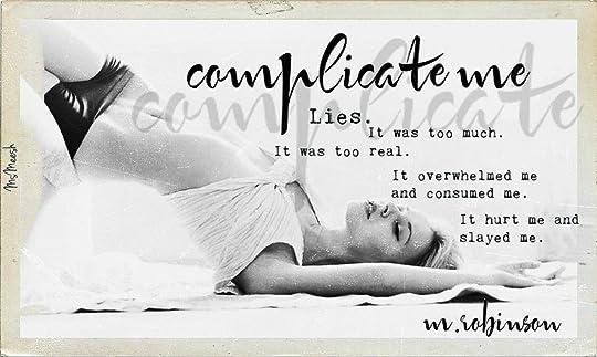 #complicate_ me