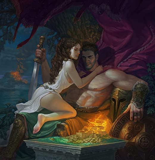 Ares and Aphrodite: