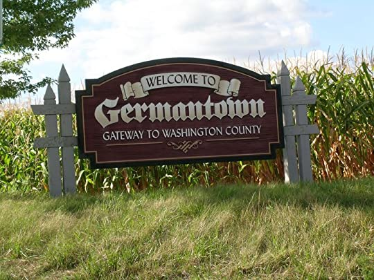 welcome to germantown: