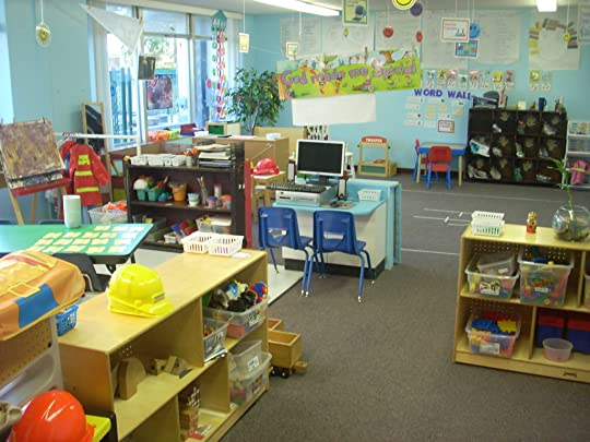 Classroom Setup And Design ~ Mark ruckledge s preschool classroom design july