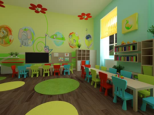 Classroom Design For Kinder ~ Mark ruckledge s preschool classroom design july