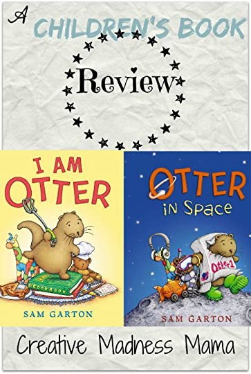 I Am Otter in Space Review from Creative Madness Mama
