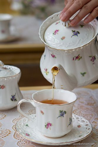 It's Tea Time!: