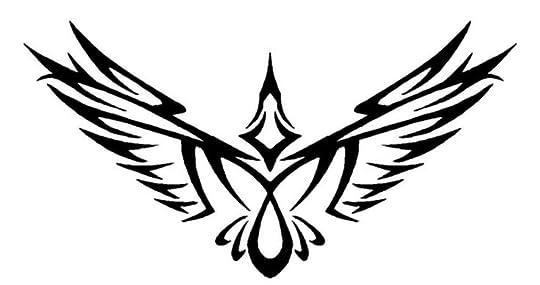 raven clip art: