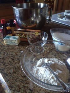 brownie prep