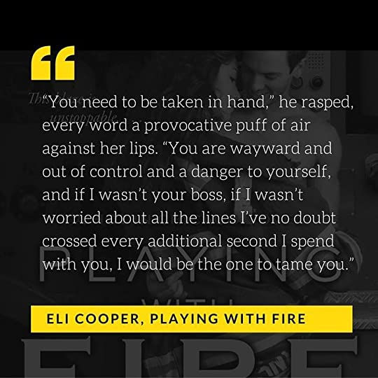 Playing With Fire - Kate Meader: