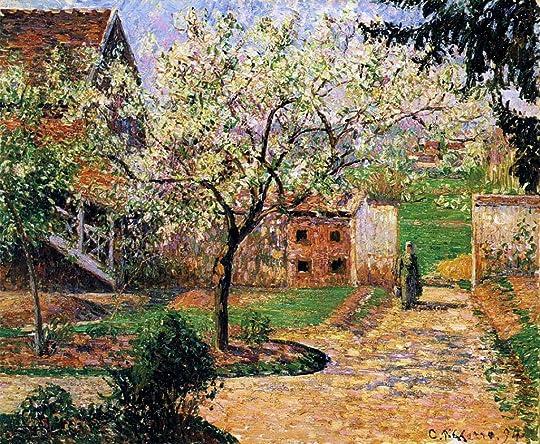 Camille Pissarro- Flowering Plum Tree Eragny (1894) photo flowering-plum-tree-eragny-1894_zpsvgmgynxo.jpg