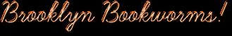 Brooklyn Bookworms!
