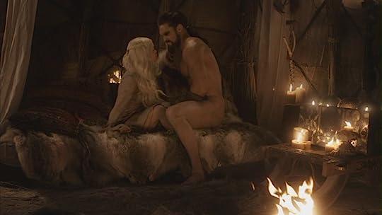 Drogo & Daenerys Bed