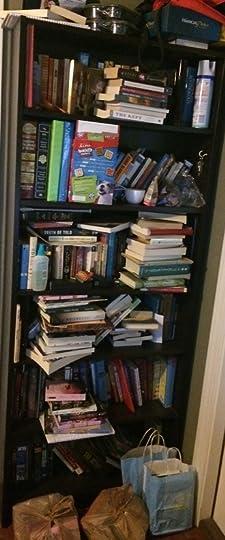 shelf of shame