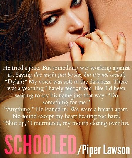 Schooled promo