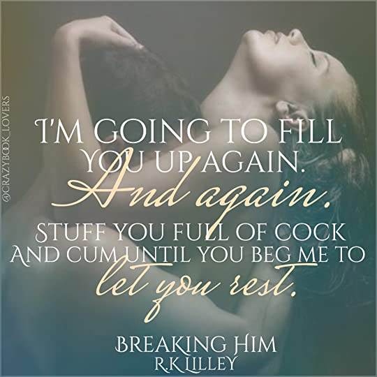 Celesha Carillos Review Of Breaking Him
