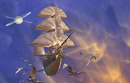 The Aeronaut's Windlass (The Cinder Spires, #1) by Jim Butcher