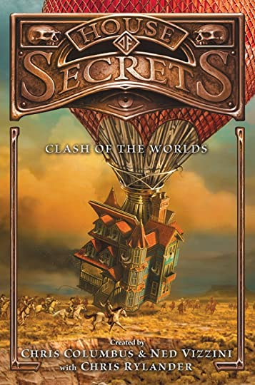 Image result for house of secrets series