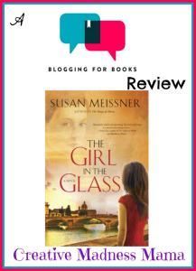 The Girl in the Glass Review by the Creative Madness Mama
