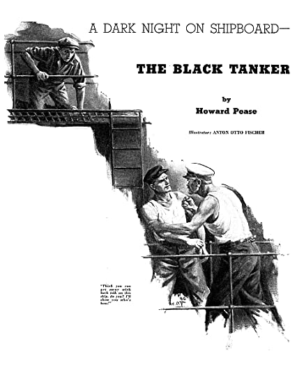 The Black Tanker