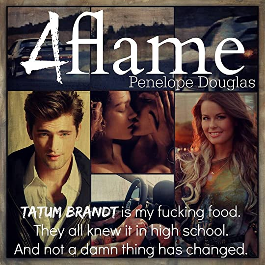 Jennifer Kyle's review of Aflame