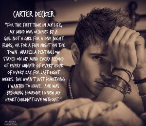 The Touched Carter Teaser