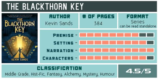The blackthorn key the blackthorn key 1 by kevin sands see the full review at thoughts and afterthoughts fandeluxe Choice Image
