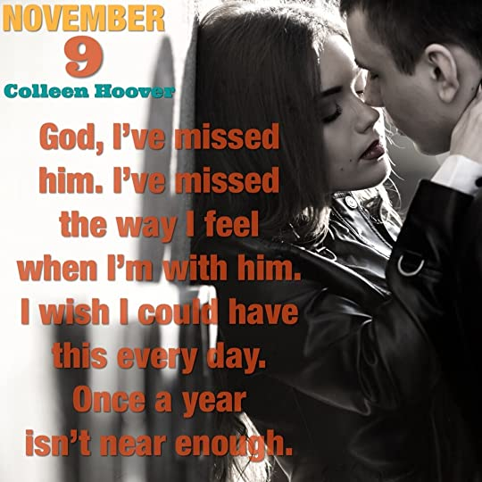 Colleen Hoover November 9 Epub