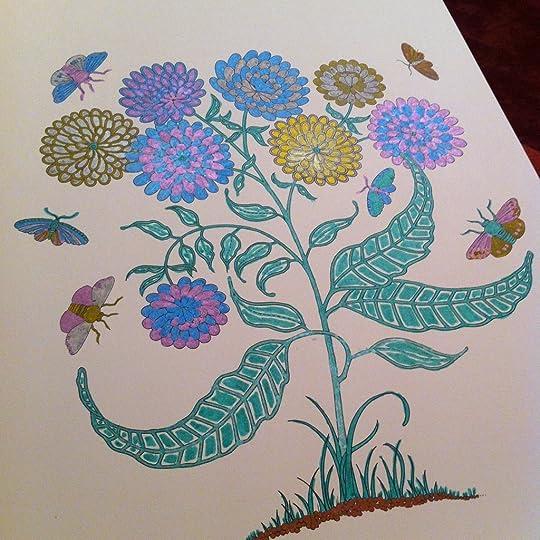 Secret Garden: Artist's Edition by Johanna Basford