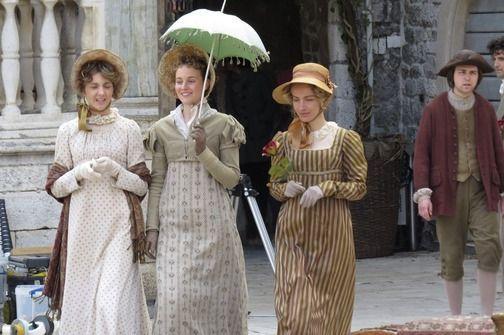 regency women: