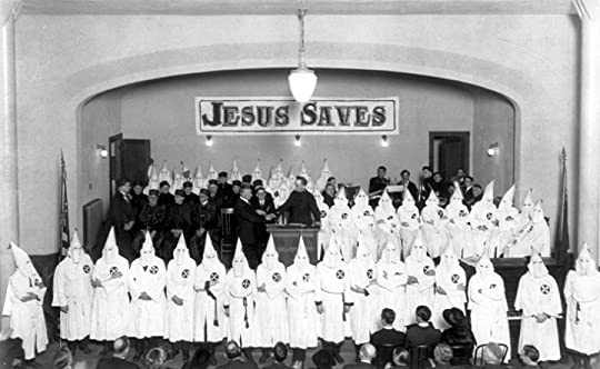 KKK - Jesus Saves