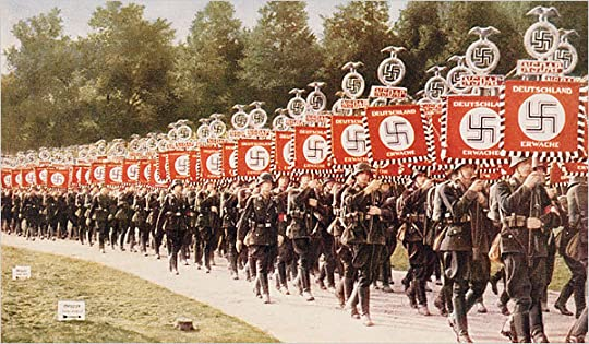 The Nazis on the March