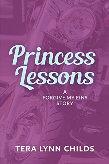Princess Lessons, a Forgive My Fins short story by Tera Lynn Childs. Click through to read it!