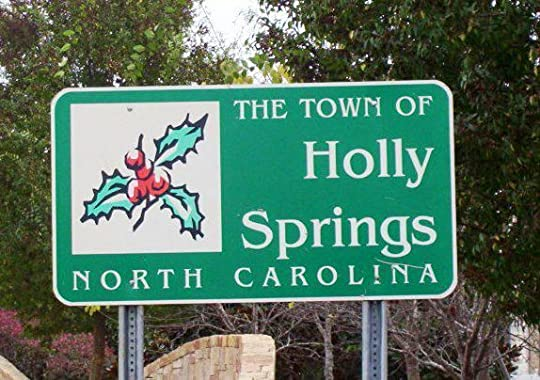 holly springs nc:
