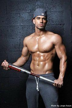 baseball sexy: