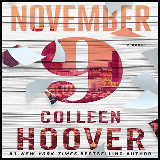 9 Nov By Colleen Hoover