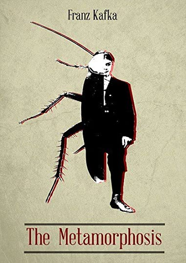 Image result for the metamorphosis franz kafka book covers