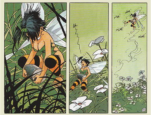 Peter Pan by Régis Loisel
