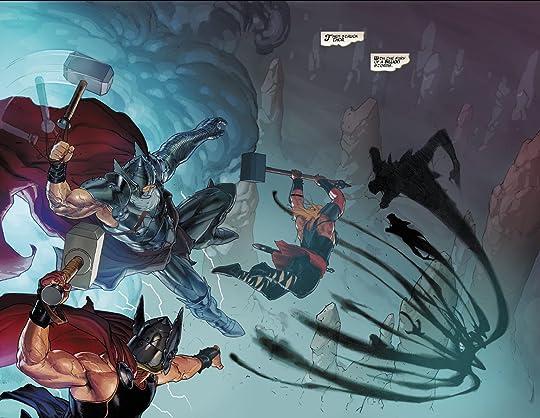 Thor: God of Thunder, Volume 2: Godbomb by Jason Aaron