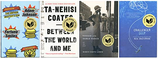 2015 National Book Award Winners