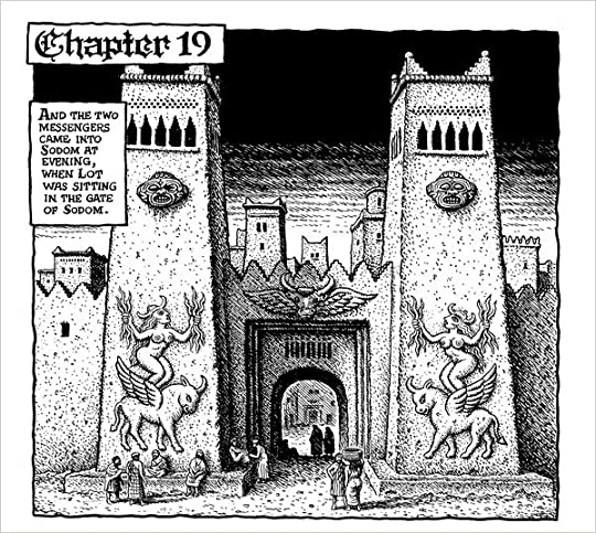 robert crumb book of genesis pdf