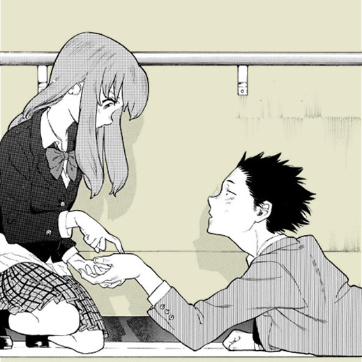 Review of A Silent Voice / Koe No Katachi by Yoshitoki Oima