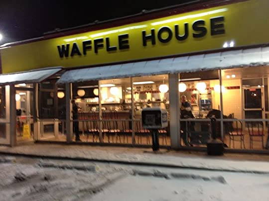 waffle house: