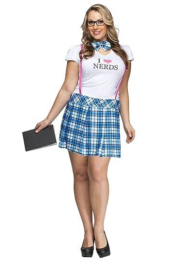 A <br />Girl Nerd