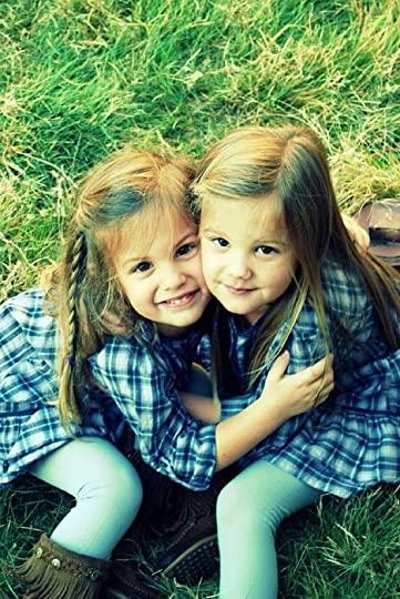 twin girls: