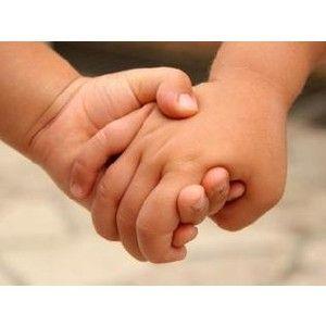 little hands holding:
