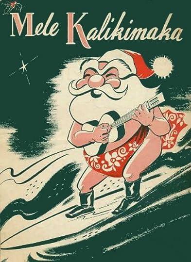 Mele Kalikimaka Hawaiian Christmas: