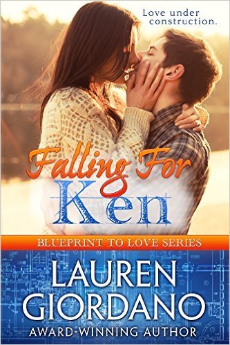 Falling for ken blueprint to love 2 by lauren giordano 519dbydqlsx331bo1204203200 malvernweather Image collections
