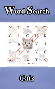 word search cats for web