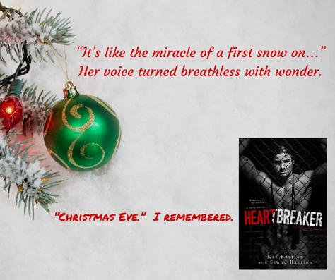 Christmas FB iBook Heartbreaker preorder alert